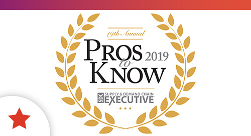Command Alkon Executives Recognized as Supply Chain Provider Pros to Know
