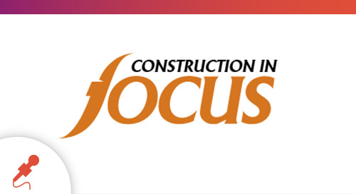 """""""Digitally Re-Inventing the Supply Chain"""" Featured in Construction in Focus Magazine"""