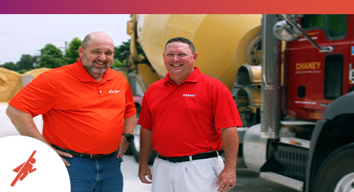 Chaney Enterprises: Innovators, in an Industry of Tradition