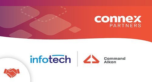 Infotech Partners with Command Alkon to Offer Touchless  e-Ticketing Network