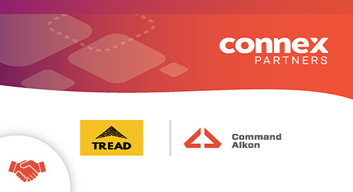 Command Alkon and Tread Team Up to Streamline Management of Heavy Material Movements in Construction