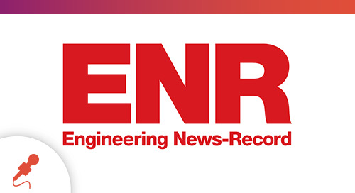 "Featured in ENR - ""Seamless Onboarding Process Helps Drive Platform Adoption"""