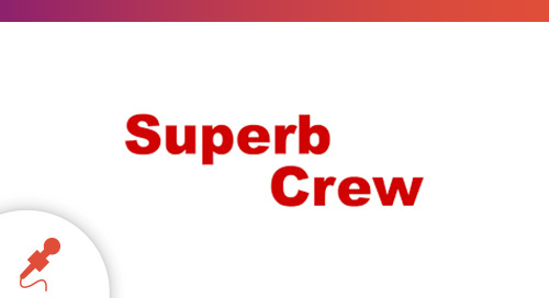 SuperbCrew Features CONNEX Jobsite