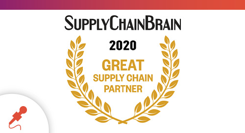 Command Alkon Chosen by Clients for SupplyChainBrain Great Partner Award