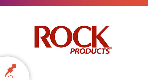 """Great Lakes Aggregates Stays Inside,"" Featured in Rock Products Magazine"