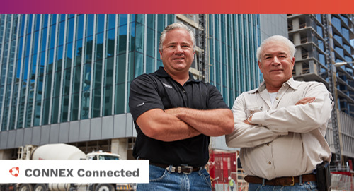 Connecting End to End – Lauren Concrete Builds Community on CONNEX