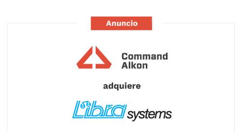 Command Alkon y Libra Systems se unen para mejorar la eficiencia de los proveedores de materiales de construcción