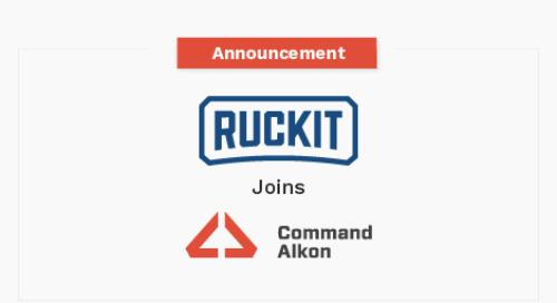 Command Alkon Acquires Ruckit, Inc. Portfolio of Trucking Management Software