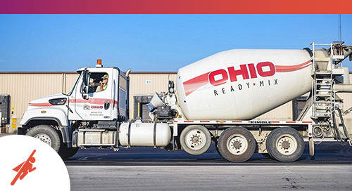 Ohio Ready Mix Has the Secret Ingredient to Increase Job Efficiency and Provide Better Customer Service