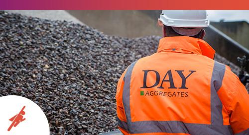 Day Aggregates - Des matériaux au bon endroit, au bon moment et au juste prix