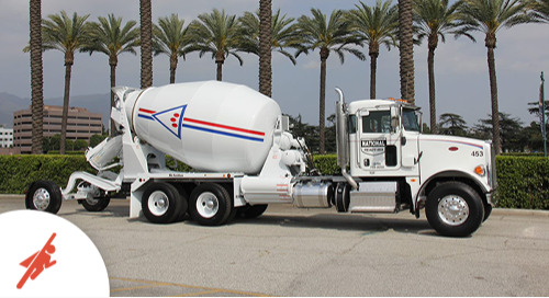 National Ready Mix Set for Success with Telematics Tailored to Their Needs