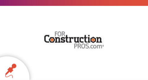 """Getting Real-time W/C Ratio Data at the Mixer,"" Featured on For Construction Pros"