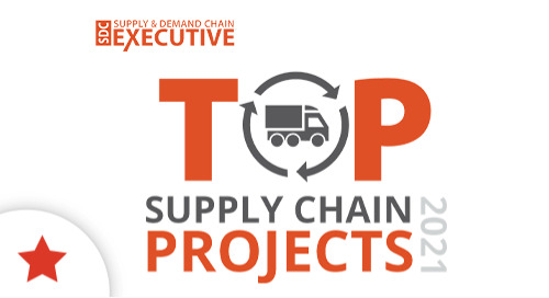 Command Alkon Secures Supply & Demand Chain Executive's Top Supply Chain Project Award for 2021
