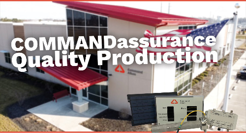 COMMANDassurance Production Quality