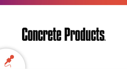 """""""Master Builders, Command Alkon partnership starts at mixer drum,"""" Featured in Concrete Products Magazine"""