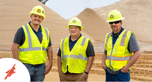 Hallett Materials Speeds Up Cash Flow and Improves Customer Experience with Apex