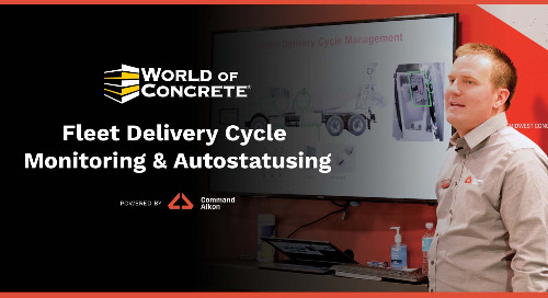 Fleet Delivery Cycle Monitoring & Autostatusing | WOC 2021