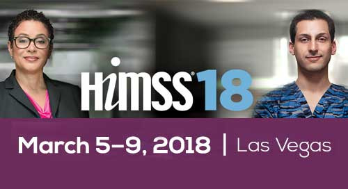 HIMSS18 | March 5-9, 2018 | Las Vegas