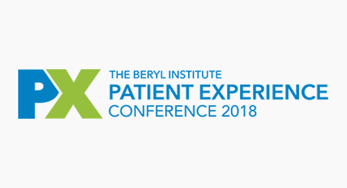 Patient Experience Conference 2018 | April 16-18, 2018 | Chicago