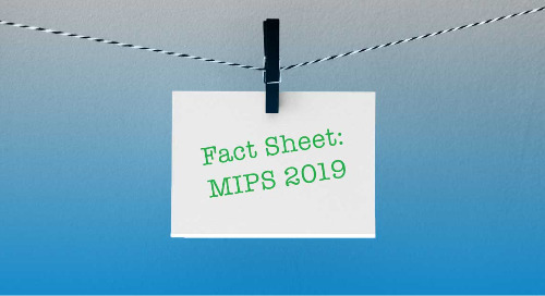 Fact Sheet: 2019 Merit-based Incentive Payment System (MIPS) Payment Adjust