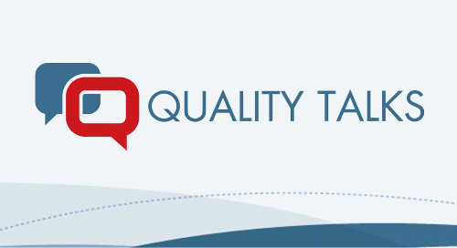 NCQA's Quality Talks | October 22, 2018 | Washington, D.C.
