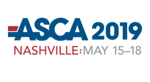 ASCA 2019 | May 15-18, 2019 | Nashville