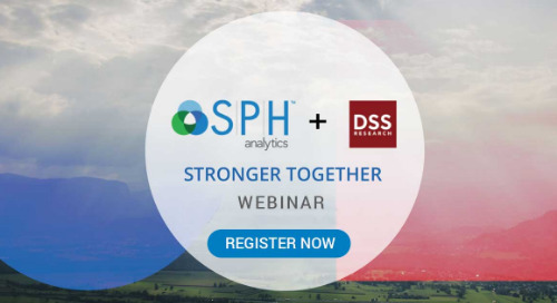 STRONGER TOGETHER: SPH Analytics + DSS Research