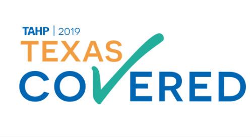 TAHP Texas Covered 2019 | November 11-13, 2019 | Austin, TX