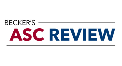 88 ASCs awarded for excellence in patient satisfaction — 3 details