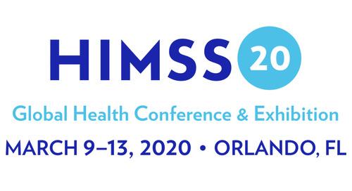 HIMSS 2020 | March 9-13, 2020 | Orlando