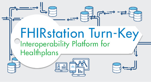 Turn-key FHIR-Based Interoperability Platform for Health Plans to Comply with the 21st Century Cures Act