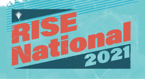RISE National 2021 | March 26, March 29-30, 2021 | Live Virtual Event