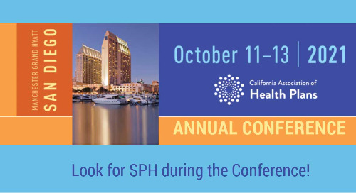 CAHP Annual Conference  |  Oct. 11-13, 2021