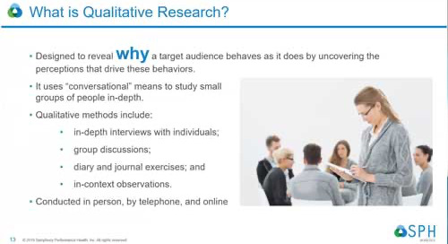 Webinar Recording: Qualitative Research - Enhance Your Business Insights