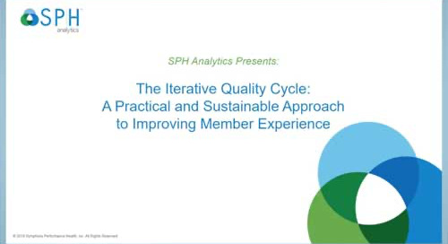 Webinar Recording: The Iterative Quality Cycle - A Practical and Sustainable Approach to Improving Member Experience