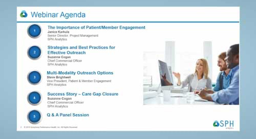 Webinar Recording: Patient/Member Engagement