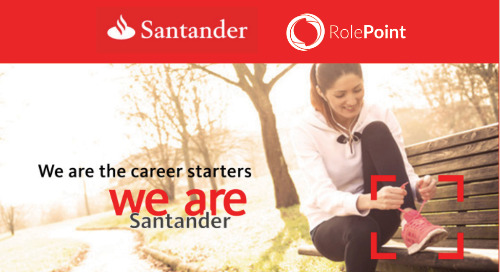 Infographic: Santander Internal Talent Mobility