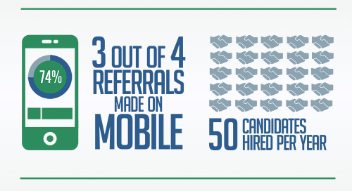 Infographic: James Hardie Employee Referrals