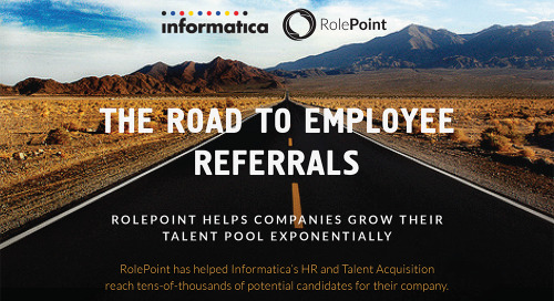 Infographic: Informatica Employee Referrals