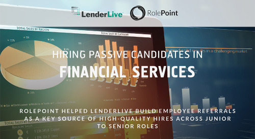 Infographic: LenderLive Employee Referrals