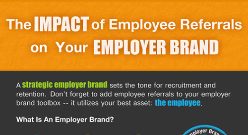 Infographic: The Impact of Employee Referrals on Your Employer Brand