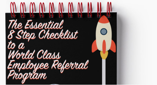 The Essential Employee Referral Program Checklist