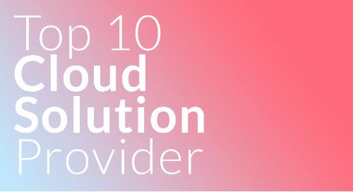 HRTechOutlook - Top 10 Cloud Solutions Provider