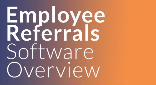 Employee Referrals Software Overview