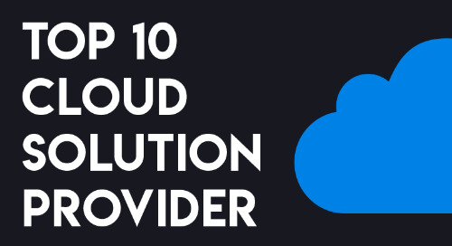 HRTechOutlook - Top 10 Cloud Solutions Provider