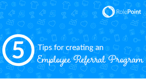 5 Employee Referral Policy Tips