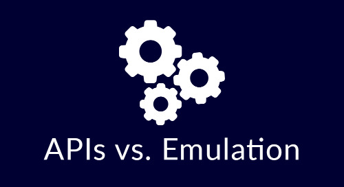RolePoint Apply: APIs vs Emulation