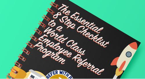 The Essential Employee Referral Program Checklist