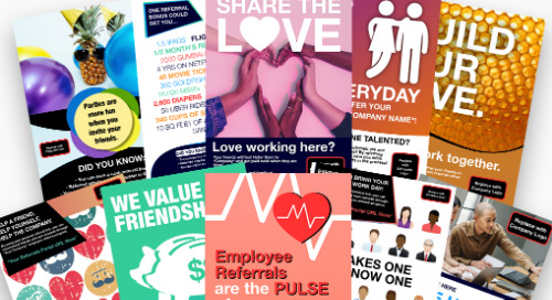 10 Brand New Employee Referral Poster Templates