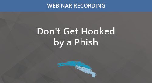 Don't Get Hooked by a Phish